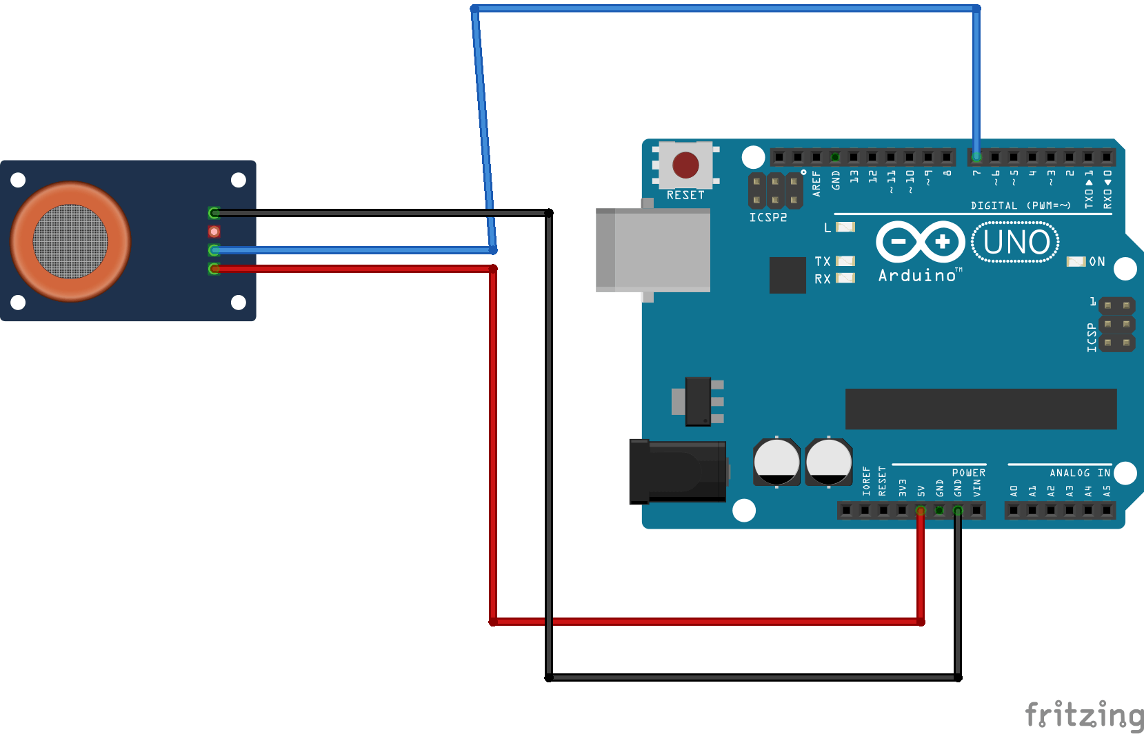 Analysing MQ-5 Gas Sensor Using ThingSpeak - Module143