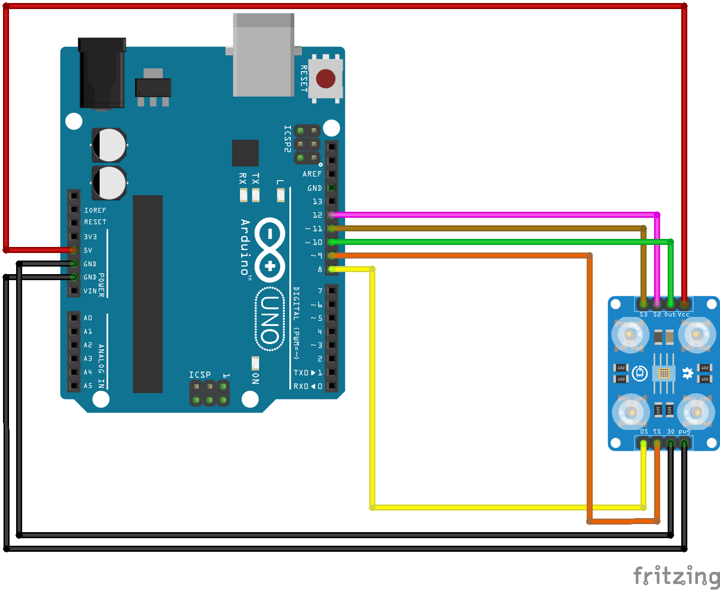 Color Sensor - How to Use it? - Module143
